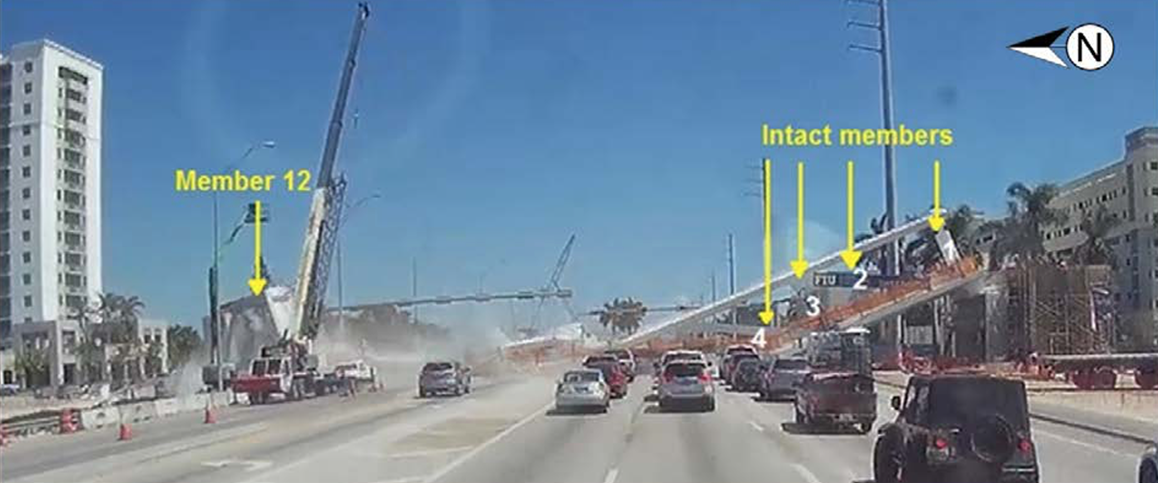 Miami Bridge Failure – Part 1: The Collapse Brady Heywood