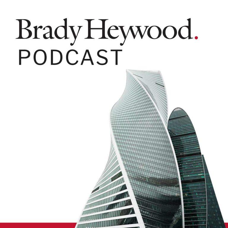 Podcasts Brady Heywood